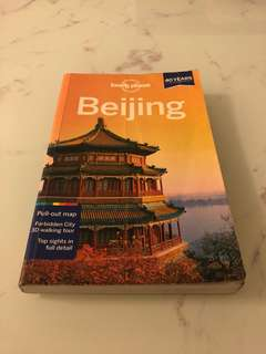 Lonely planet Beijing