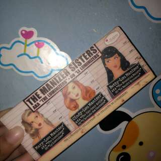 #BONUSMARET the manizer sisters 3in1