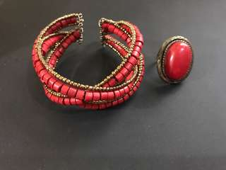 bangle w/ ring