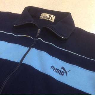 Original Vintage 80's Puma Sports Trainer Jacket Philippines National Team