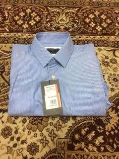 Padini shirt (blue stripe)