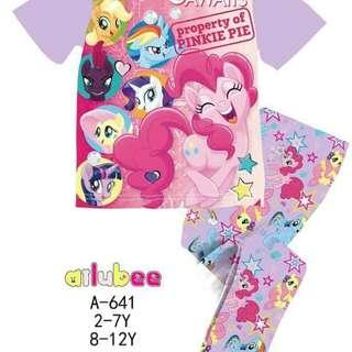 Set pyjamas 2Y-12Y