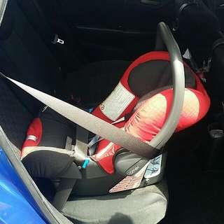 Romer luxury baby carrier car seat stroller