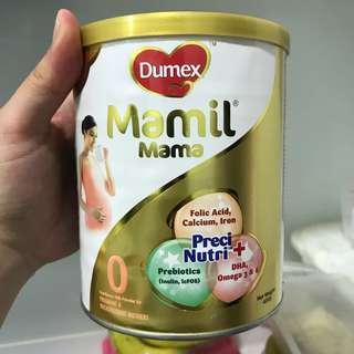 Pregnancy milk powder