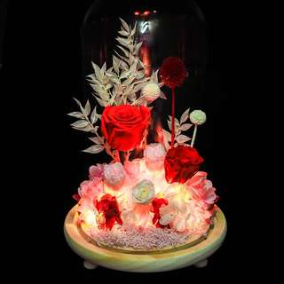 Preserved Rose - Sakura