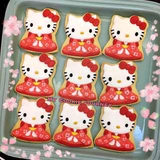 Hello Kitty 糖霜曲奇