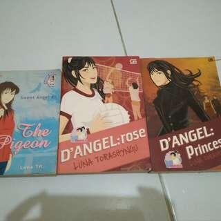 Novel trilogi D'Angel