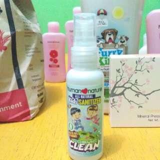Human nature sanitizers