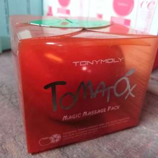 Tonymoly tomatox magic massage