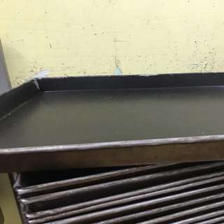 Baking iron tray with Non sticky coating