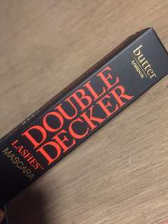 Butter London Double Decker Lashes Mascara