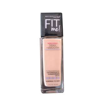 Foundy Fit me Dewy 115 99%