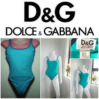 -Yunik- Authentic Dolce and Gabbana
