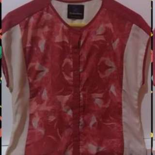 Plains Prints Blouse