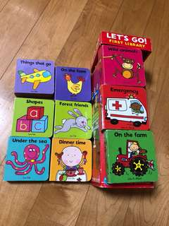 Baby books -First Library