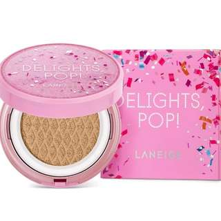 BN-LANEIGE Holiday BB Cushion Whitening SPF50+ PA+++ (With refill)