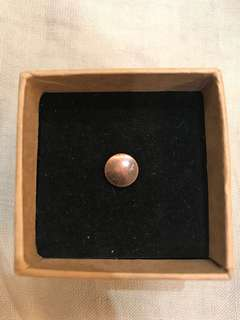 Release shutter button (bronze color)