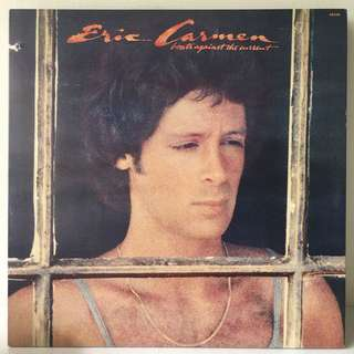 Eric Carmen – Boats Against The Current (1977 USA Original in Gatefold Sleeve - Vinyl is Mint