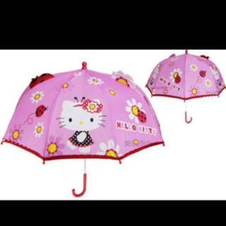 Hello Kitty umbrella for kids only