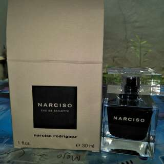 Narciso rodriguez eau de toilette edt