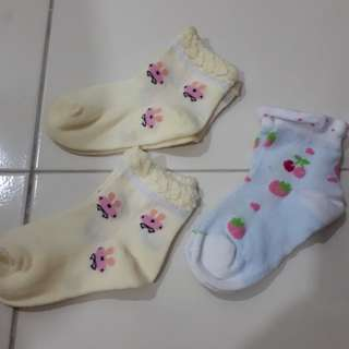 Baby Girls Socks