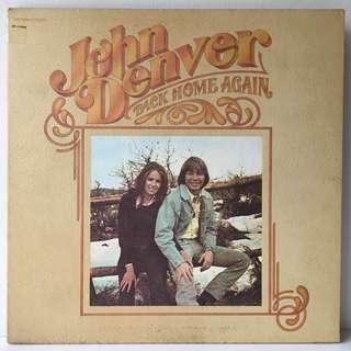 John Denver – Back Home Again (1974 USA Pressing in Gatefold Sleeve - Vinyl is Mint)