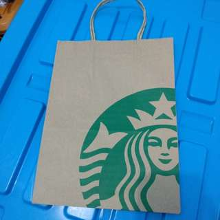 [Starbucks] Paper bag