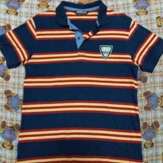 JEEP SPIRIT T-Shirt Collar