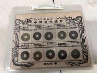 Ching Ancient Coin