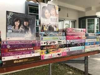 Korean Drama And Movie DVD