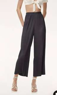 Aritzia Wilfred Chaunce Pant XS Black