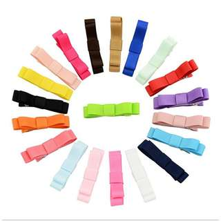 20pcs assorted covered clip