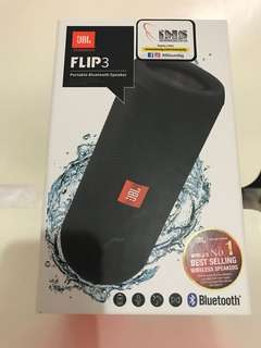 Promotion offer JBL Bluetooth speaker FLIP 3