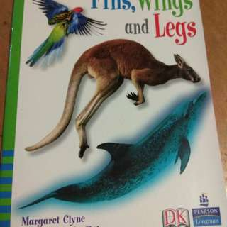 Fins, Wings and Legs