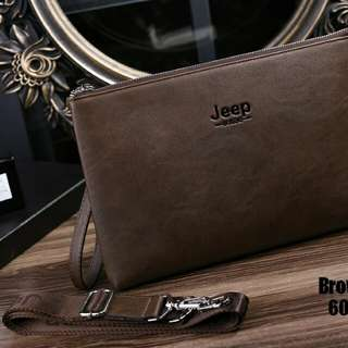 New Arrival Most Wanted !! Jeep Handbag #602