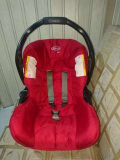 Graco carseat car seat