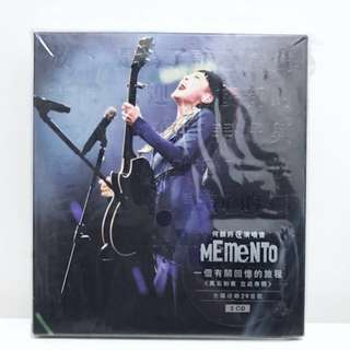 *全新* 何韻詩 HOCC Memento 演唱會 2013 Live CD