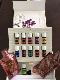 Young living oil set