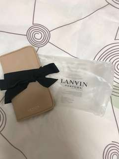 LANVIN 化妝袋 小包包