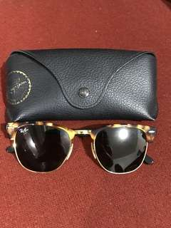Rayban Clubmaster (Womens)