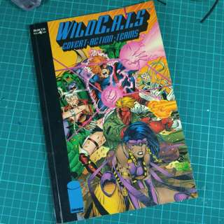 Wild C.A.T.S: Compendium