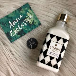 Authentic BATH & BODY WORKS Hand Lotion with Olive Oil