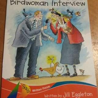 *Birdwoman Interview
