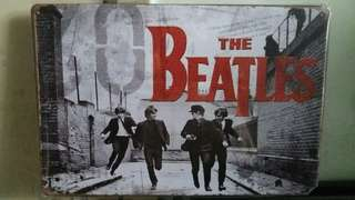 Beatles鐵牌