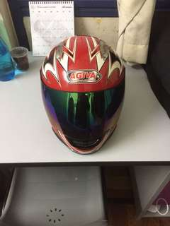 Helmet Full Face agiva