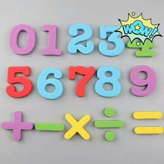 Learning Number Magnet