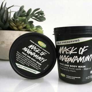 Lush Magnamity Mask