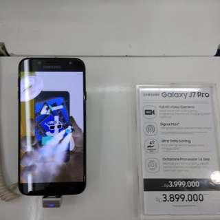 Samsung Galaxy J7 Pro Promo Free admin tenor 9 bulan
