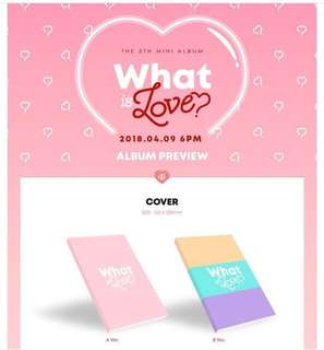 Twice : What is Love