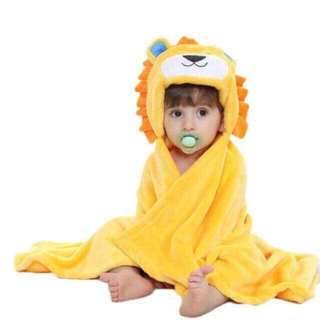 Baby Towel(Lion, panda, hello kitty)